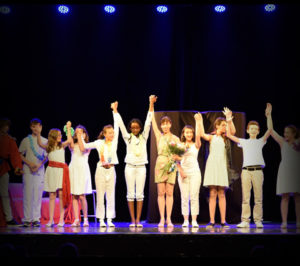 theatre avec Escale à Ecouen (Val d'Oise)