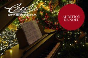 Audition de Noël